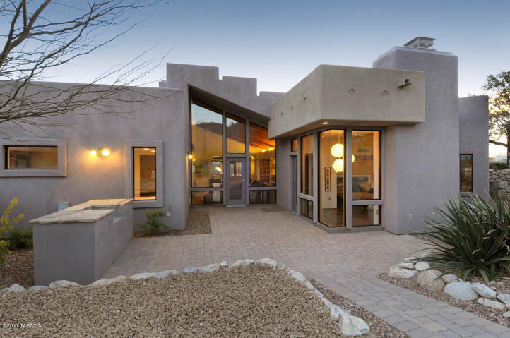 Tucson Luxury Contemporary Home Sells Tucson Luxury Homes