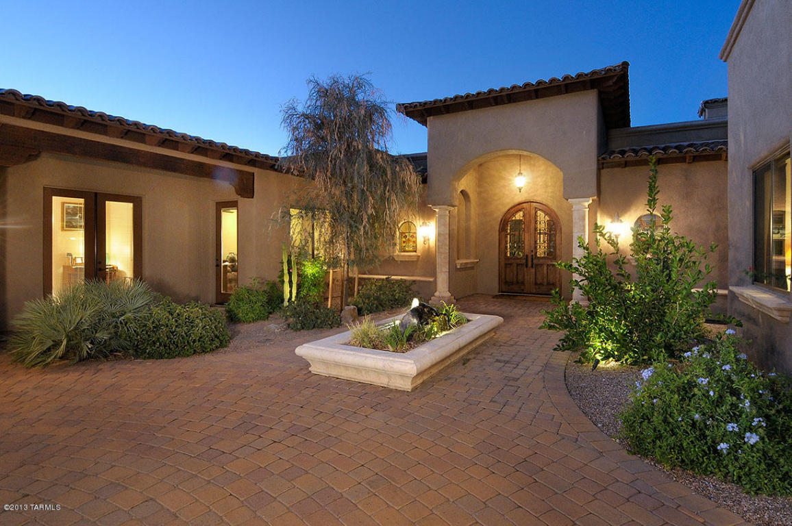 Luxury Catalina Foothills Home With List Price Of