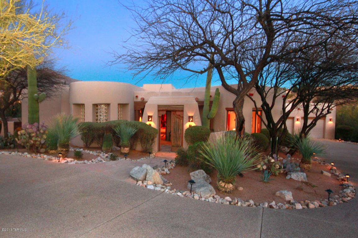 Lapaloma santa fe under contract tucson luxury homes for Santa fe style homes