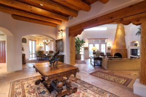 Tucson luxury homes donna anderson realtor tierra for Santa fe style manufactured homes
